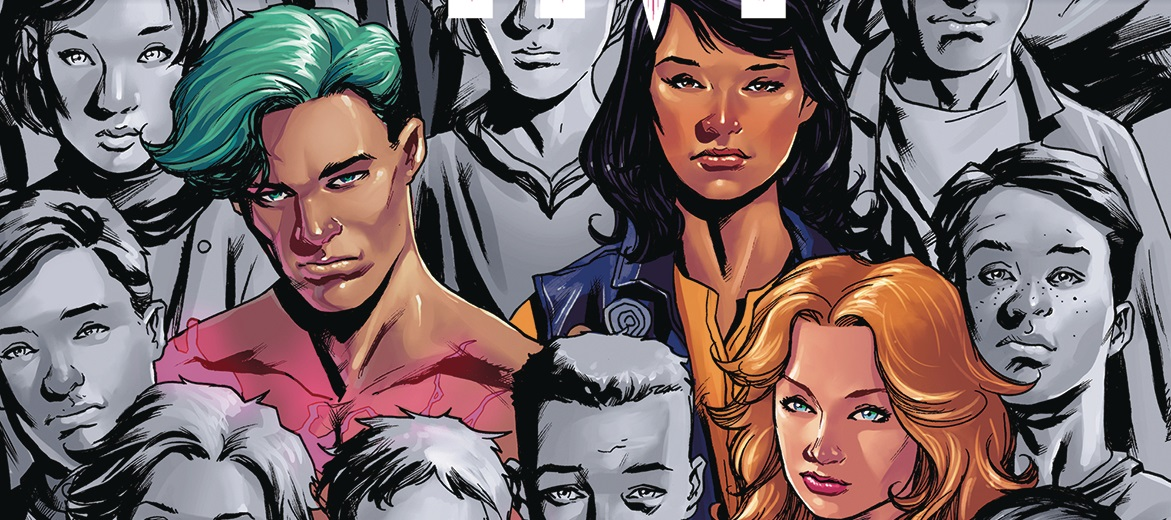 'Ignited' #1 review: A new universe explodes with progress and potential