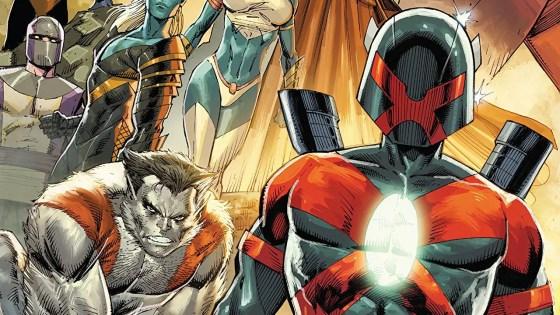 Marvel Preview: Major X #4