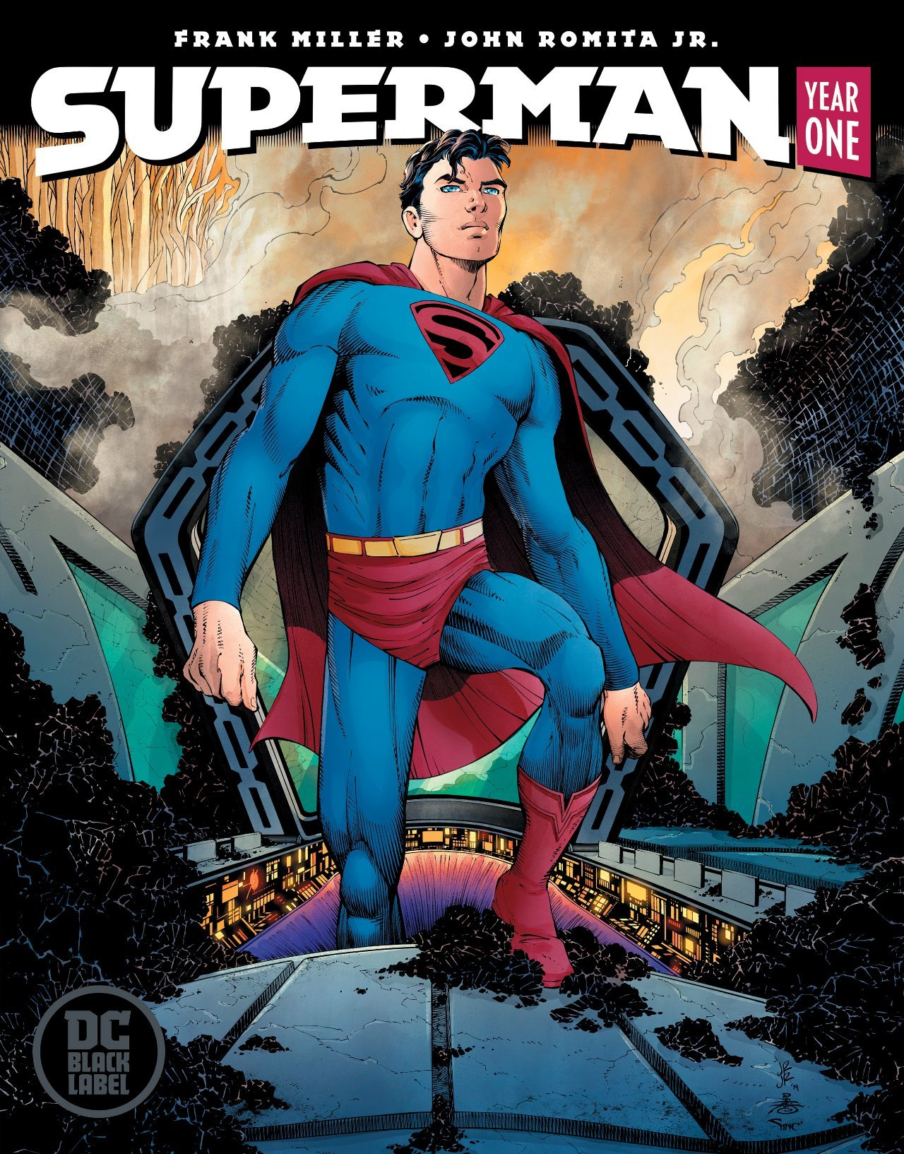 Superman Year One #1 review: An acquired taste