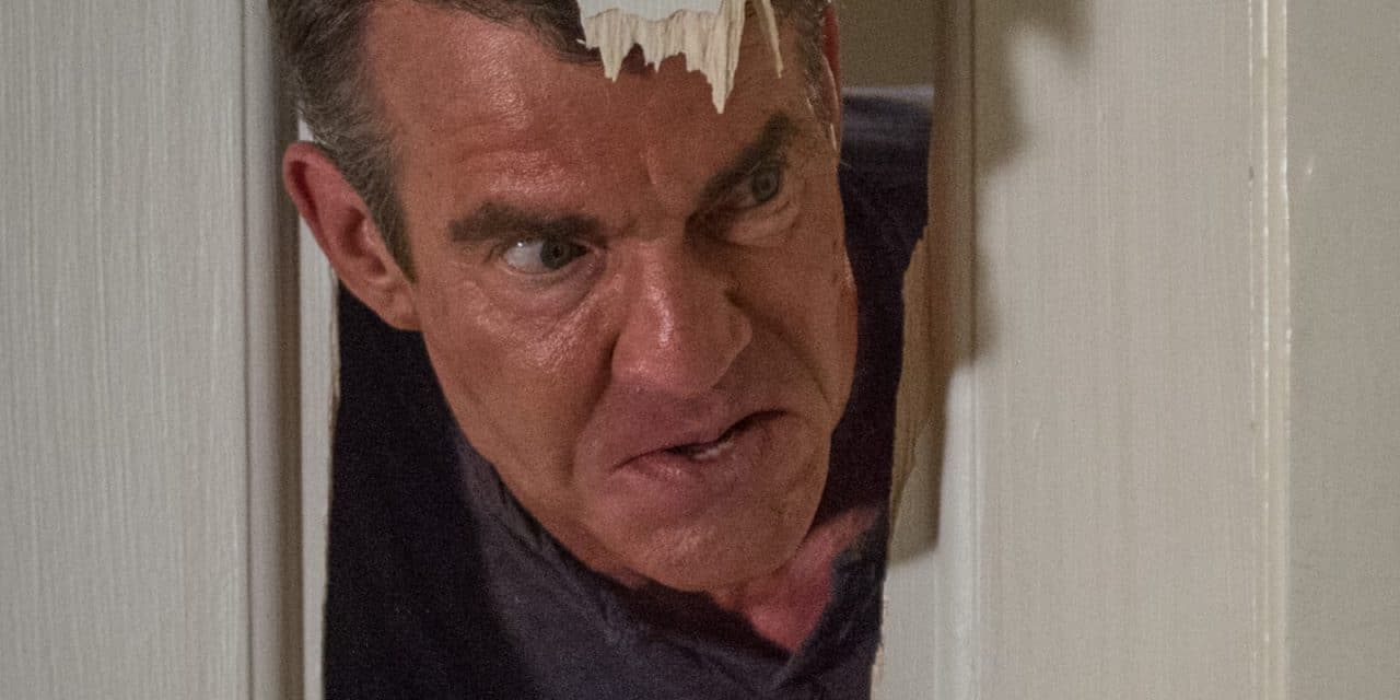 'The Intruder' Review - Dennis Quaid Is The Fixture No Home Buyer Wants Thrown-In
