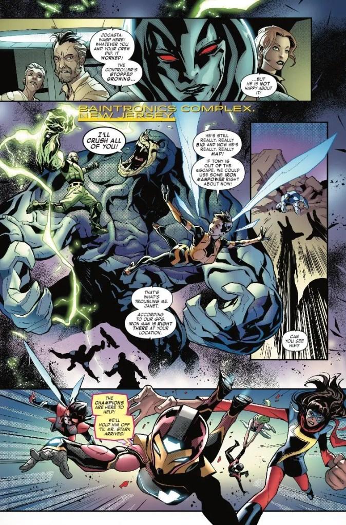 Tony Stark: Iron Man #11 review: This man, this machine!