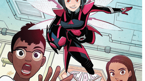'The Unstoppable Wasp: Unlimited Vol. 1: Fix Everything' review: not what you were expecting, or is it?