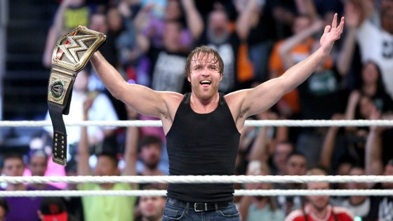 """Jon Moxley says debuting in AEW """"totally trumps"""" winning the WWE Championship"""