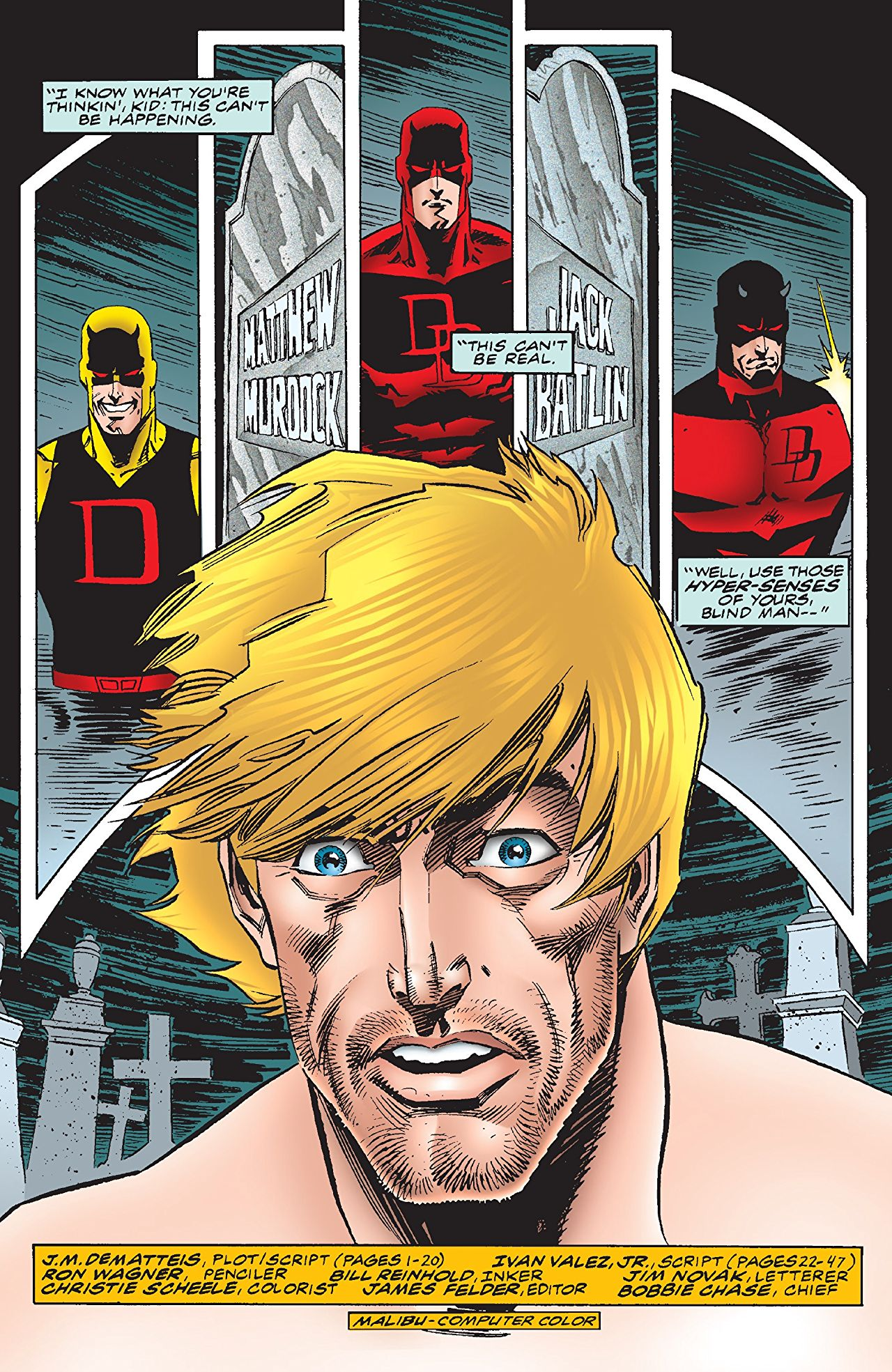 'Daredevil Epic Collection: Purgatory & Paradise' Review