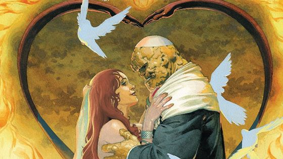 Fantastic Four by Dan Slott Vol. 2: Mr. and Mrs. Grimm Review