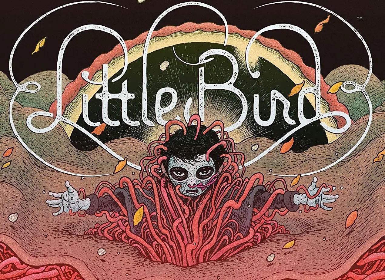 Little Bird #4 review: Requiem