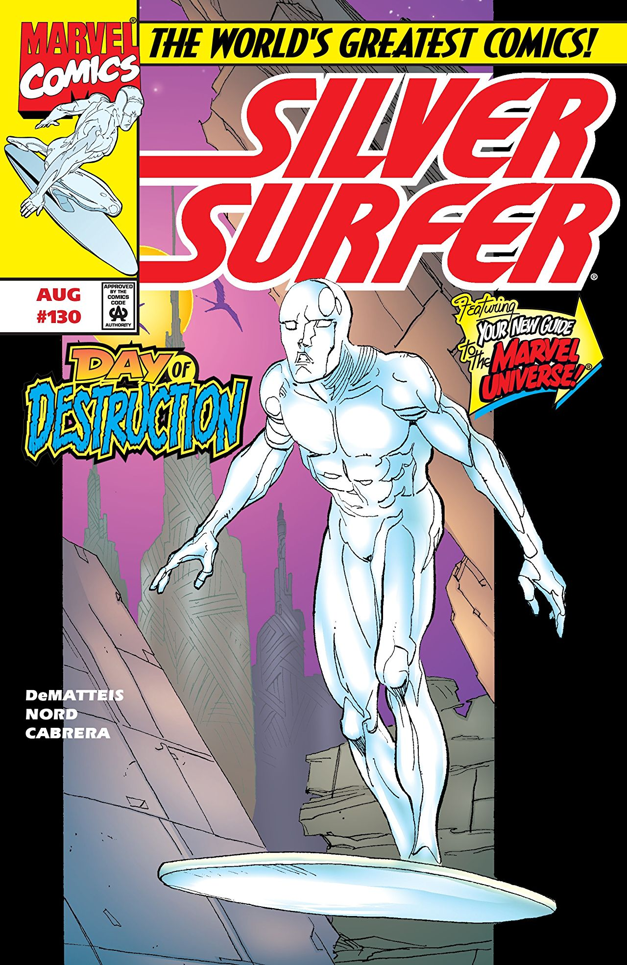 Silver Surfer Epic Collection: Inner Demons Review