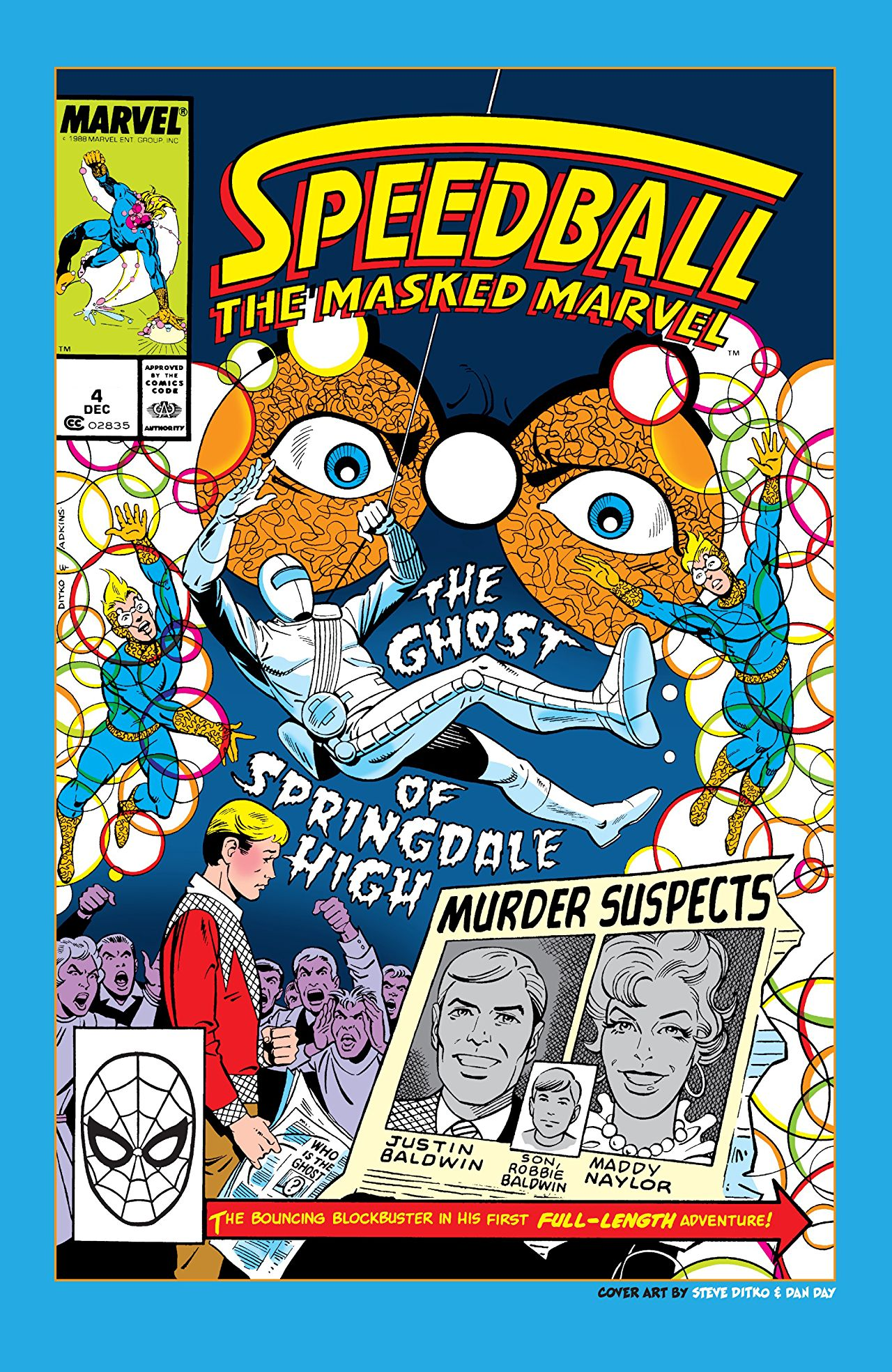 3 Reasons why 'Speedball: The Masked Marvel' will get a Marvel Studios movie