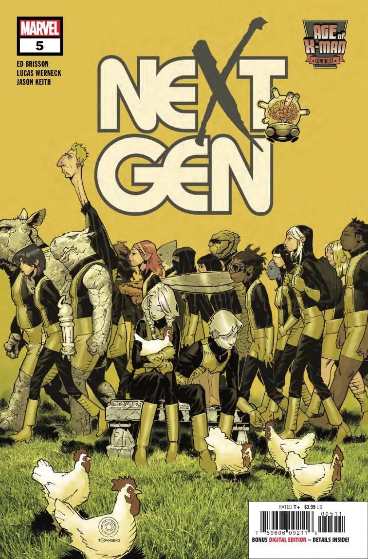 'Age of X-Man: NextGen' review