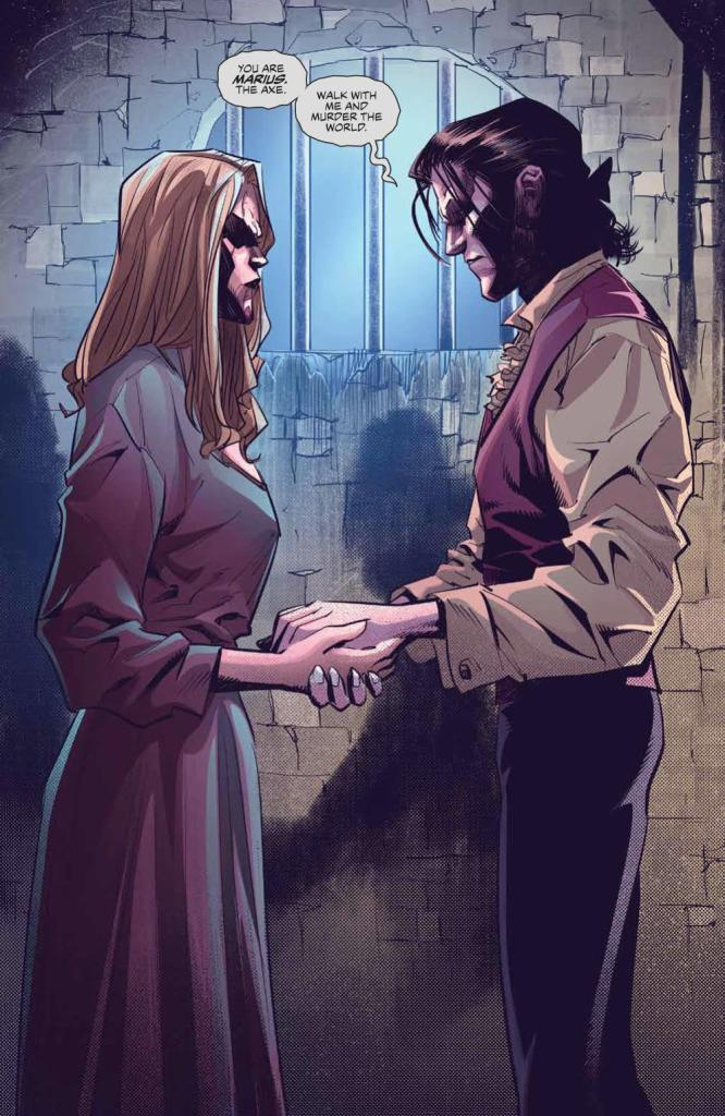 Angel #2 Review