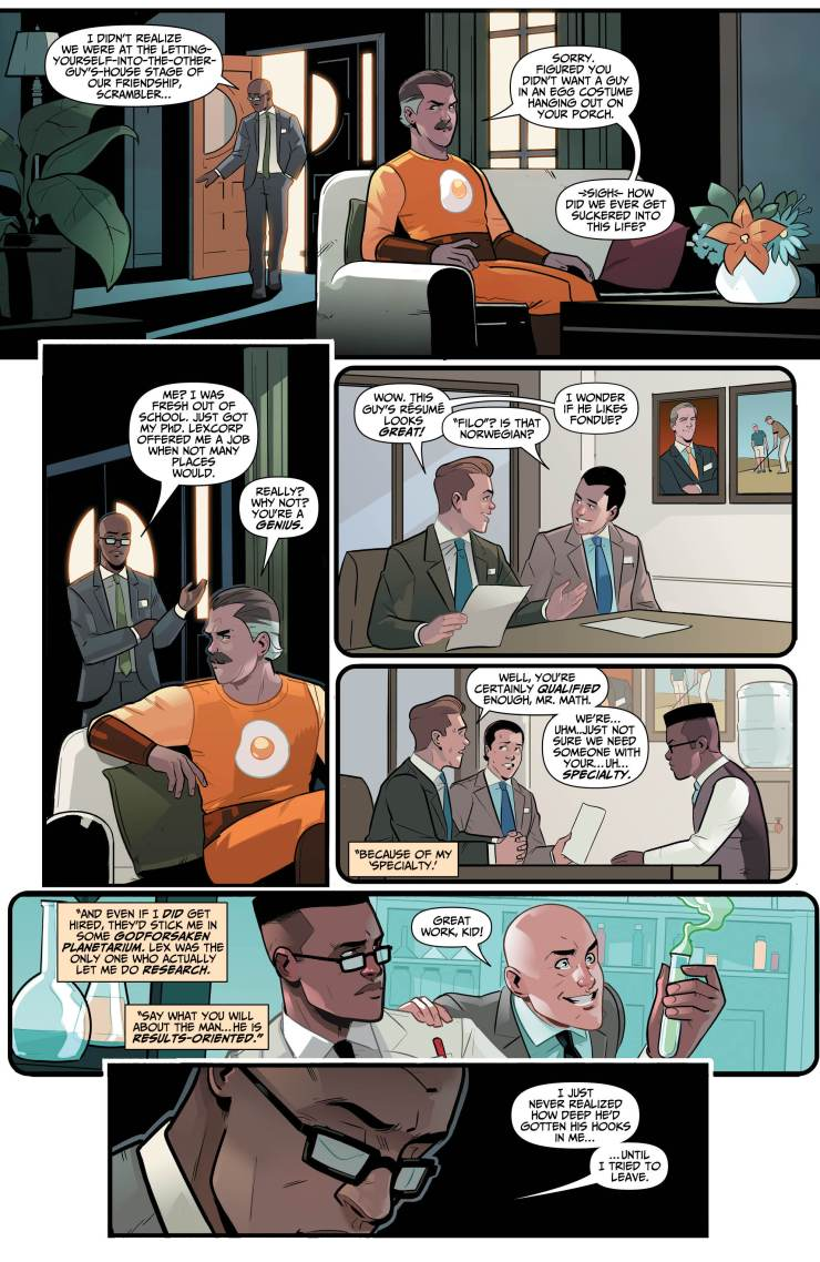 Wonder Twins #5 review: For a new world