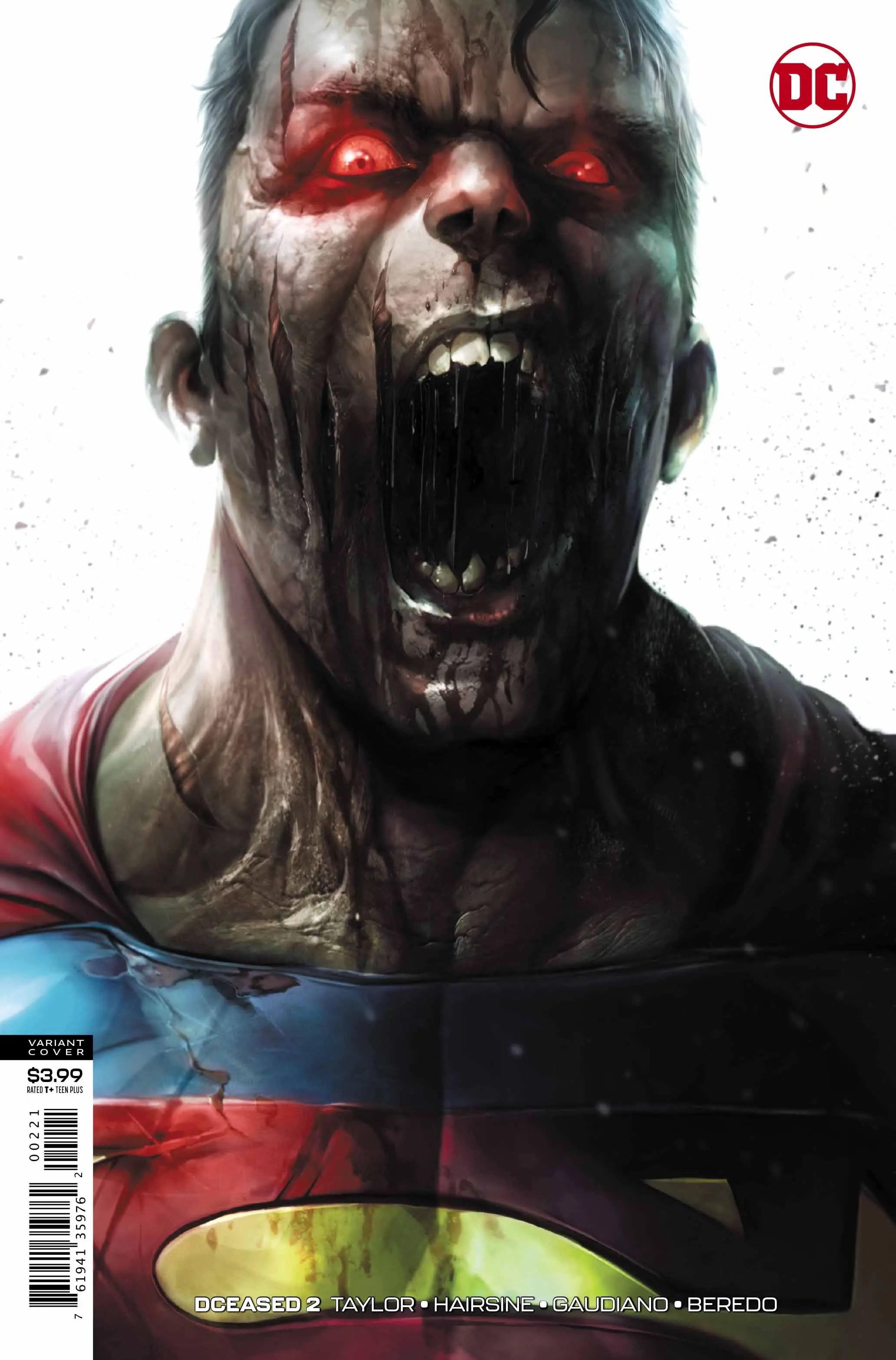 DCeased #2 Review