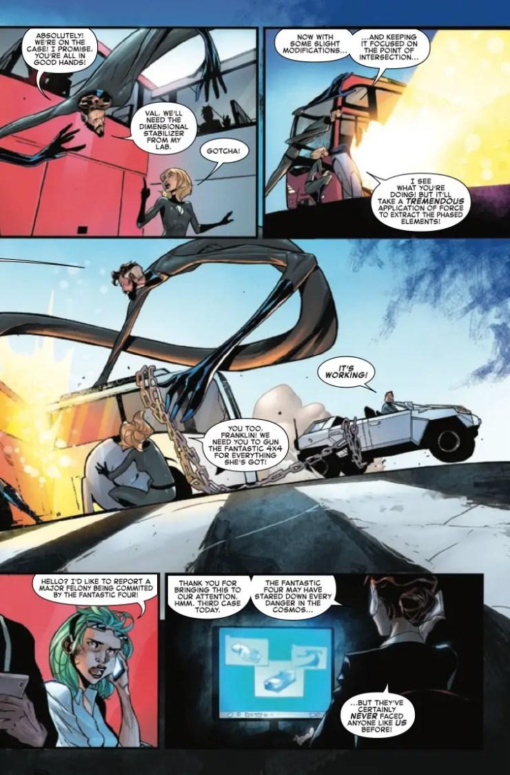 Marvel Preview: Fantastic Four #11