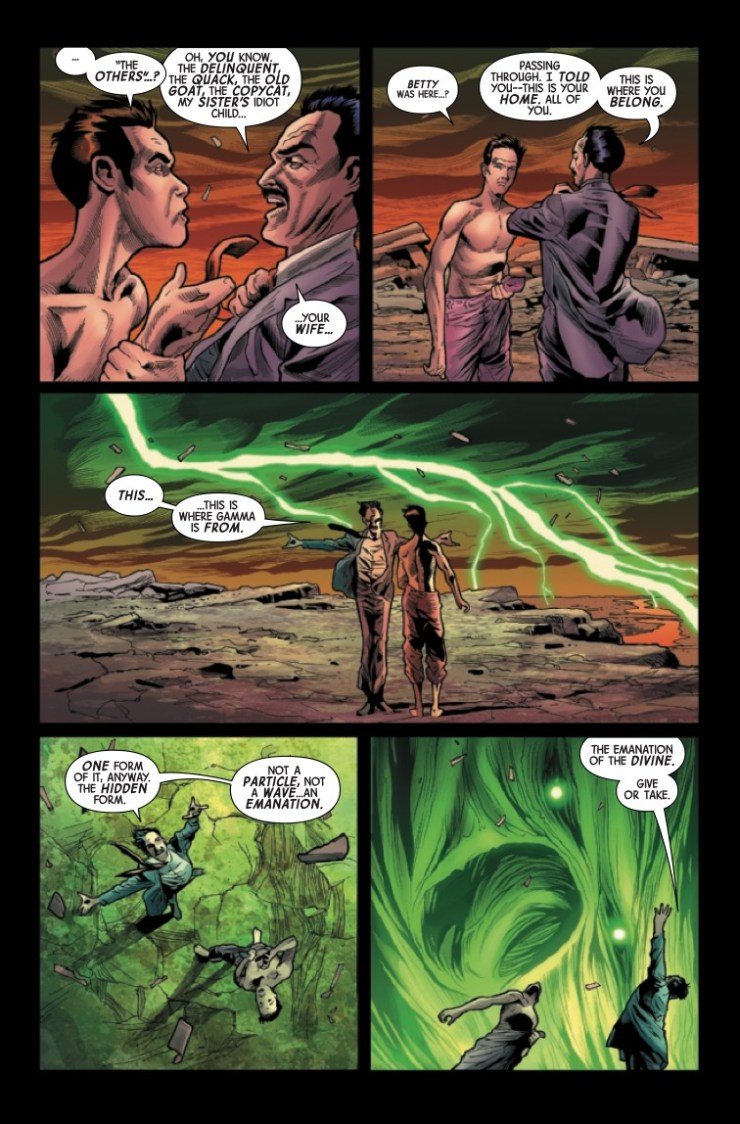Marvel Preview: The Immortal Hulk #20