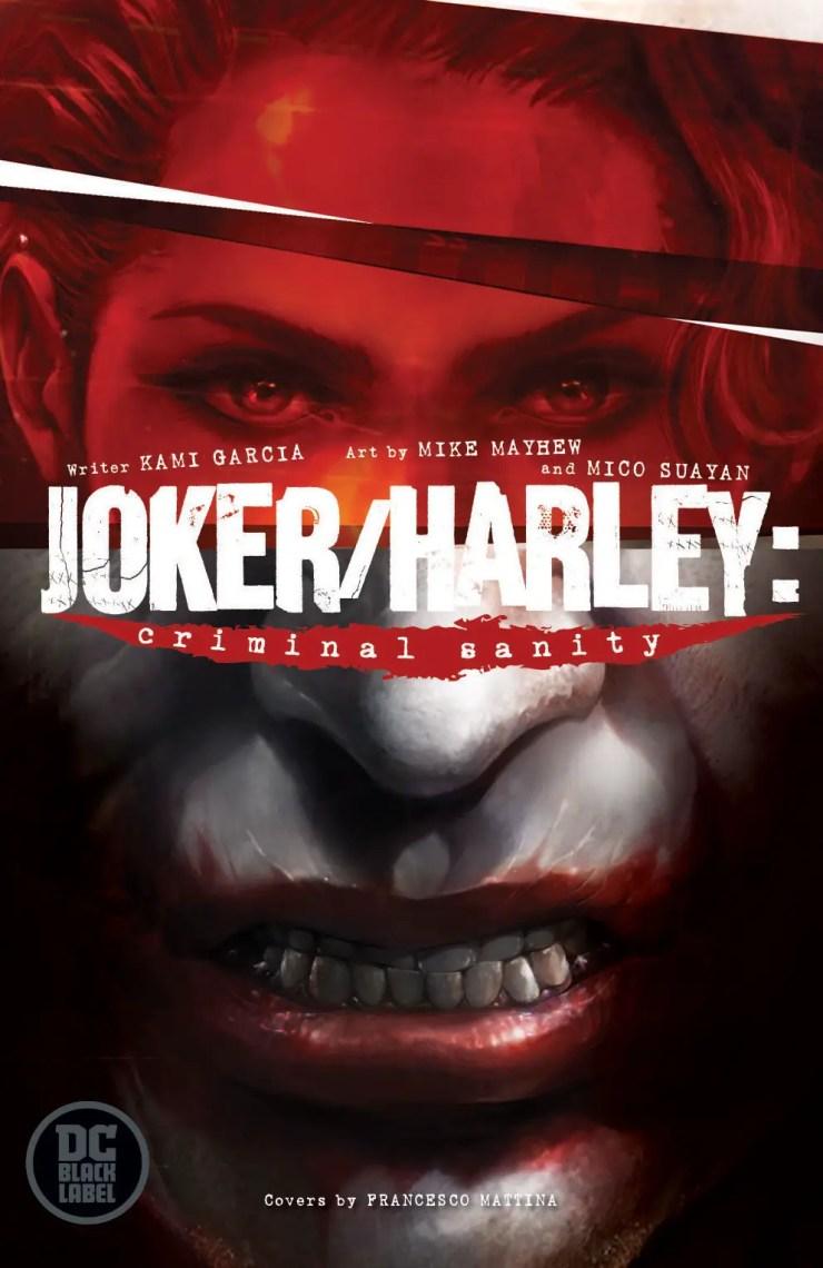 DC announces 'Joker/Harley: Criminal Sanity,' a new psychological thriller