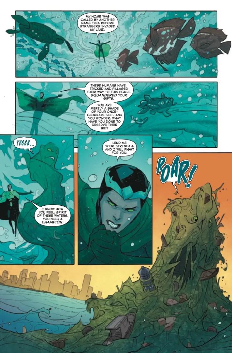 Marvel Preview: Marvel Rising #4