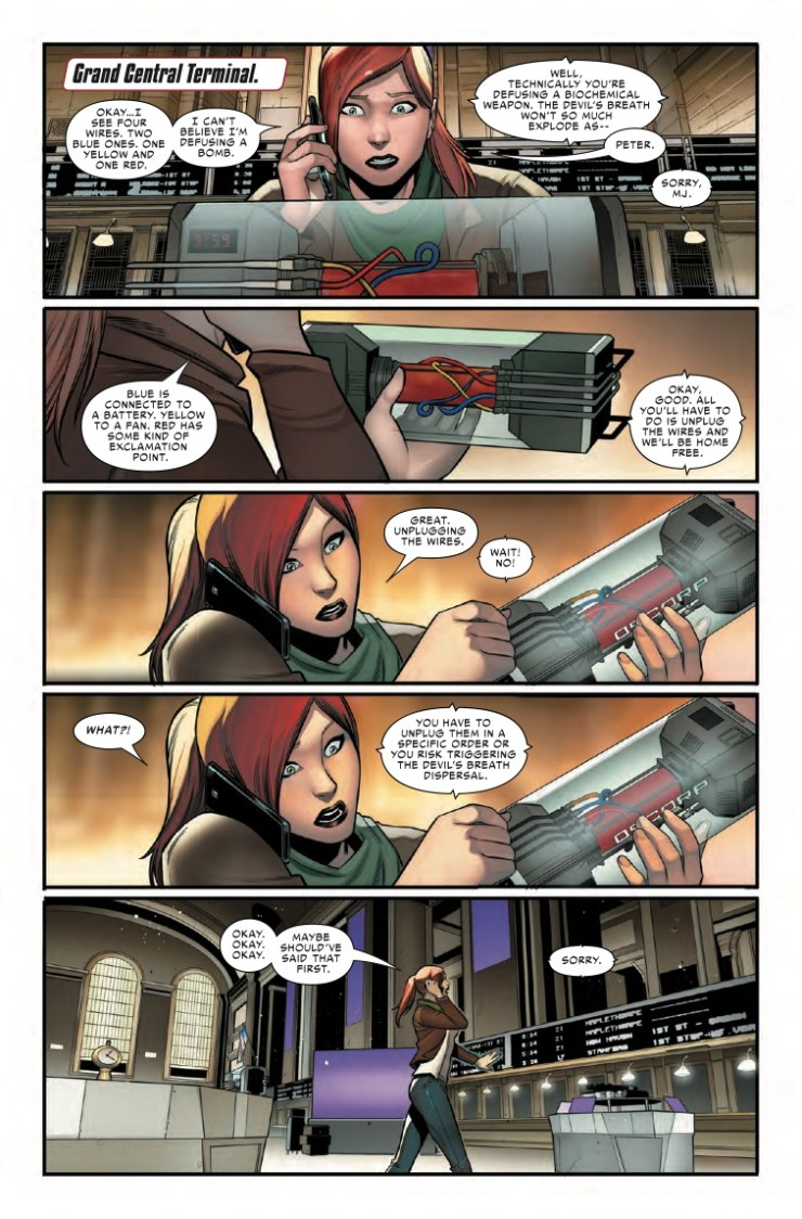 Marvel Preview: Marvel's Spider-Man: City At War (2019) #4 (of 6)
