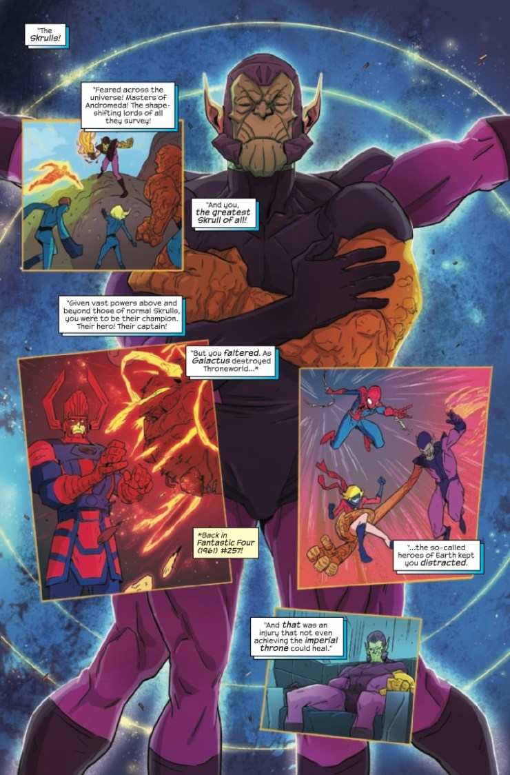 Marvel Preview: The Magnificent Ms. Marvel Annual #1
