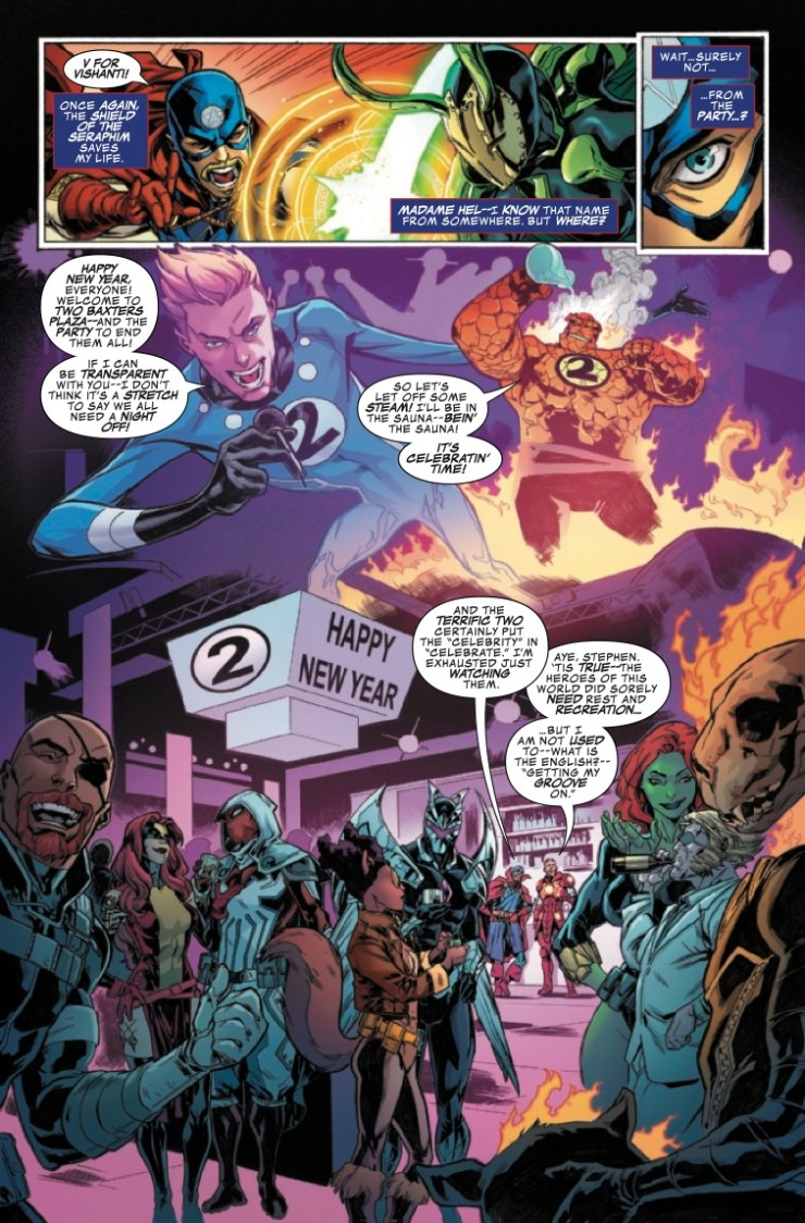 Marvel Preview: Secret Warps: Soldier Supreme Annual #1