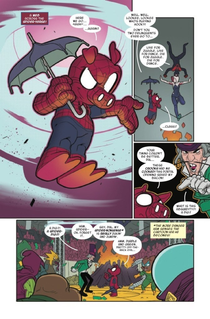 Spider-Man Annual #1: Peter Porker, The Spectacular Spider-Ham Review