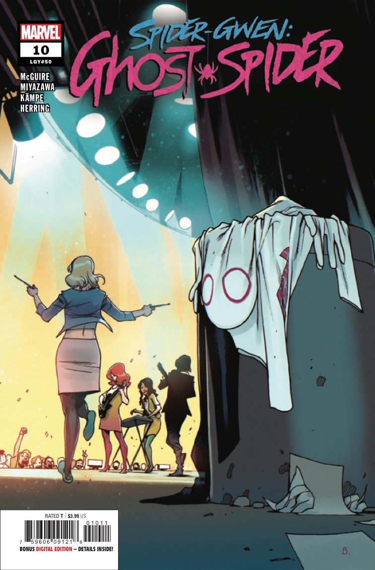 'Spider-Gwen: Ghost-Spider Vol. 2: Impossible Year' Review