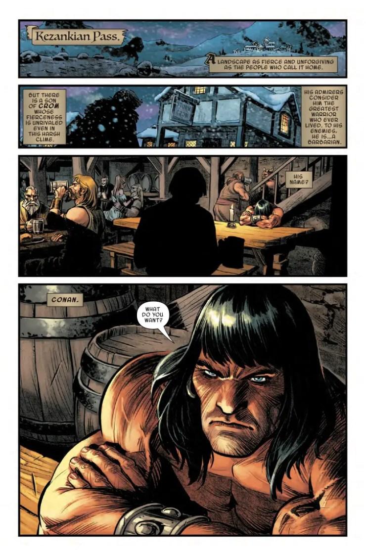 Savage Sword of Conan: Conan the Gambler TPB Review
