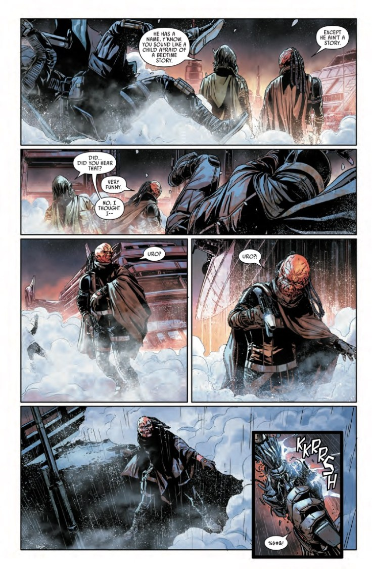 Marvel Preview: Star Wars: Target Vader #1
