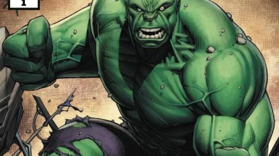 Incredible Hulk: Last Call #1 Review