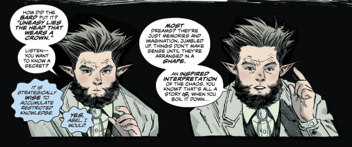 The Dreaming #10 Review