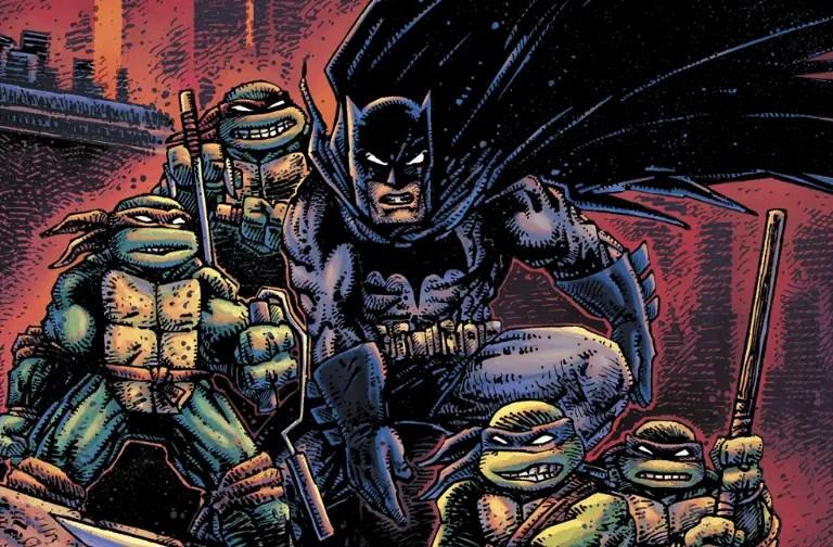 Batman/Teenage Mutant Ninja Turtles III #2 review: multidimensional shenanigans