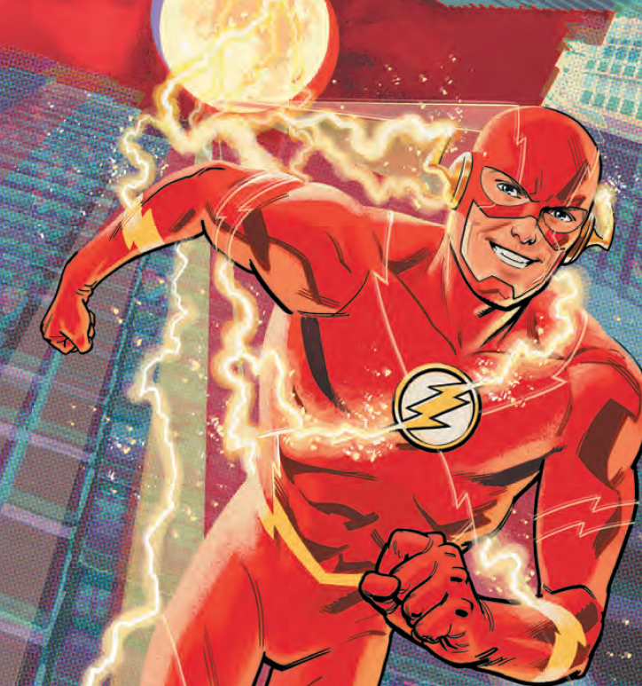 The Flash #73 Review