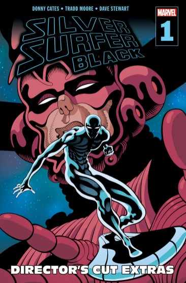 Silver Surfer Black_Director's Cut Cover