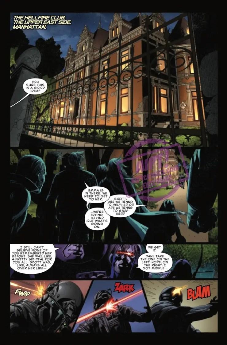 EXCLUSIVE Marvel Preview: Uncanny X-Men #21
