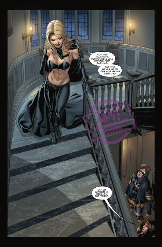 Uncanny X-Men #21 review: All is forgotten