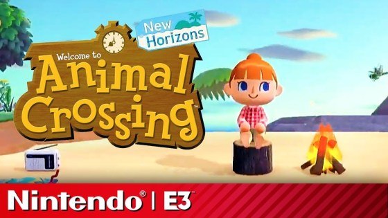 The latest entry in Nintendo's Animal Crossing franchise, formerly known simply as Animal Crossing 2019, got a trailer in Nintendo's E3 Presentation with the title reveal: Animal Crossing: New Horizons. The trailer also confirmed a delayed release date of March 2020.