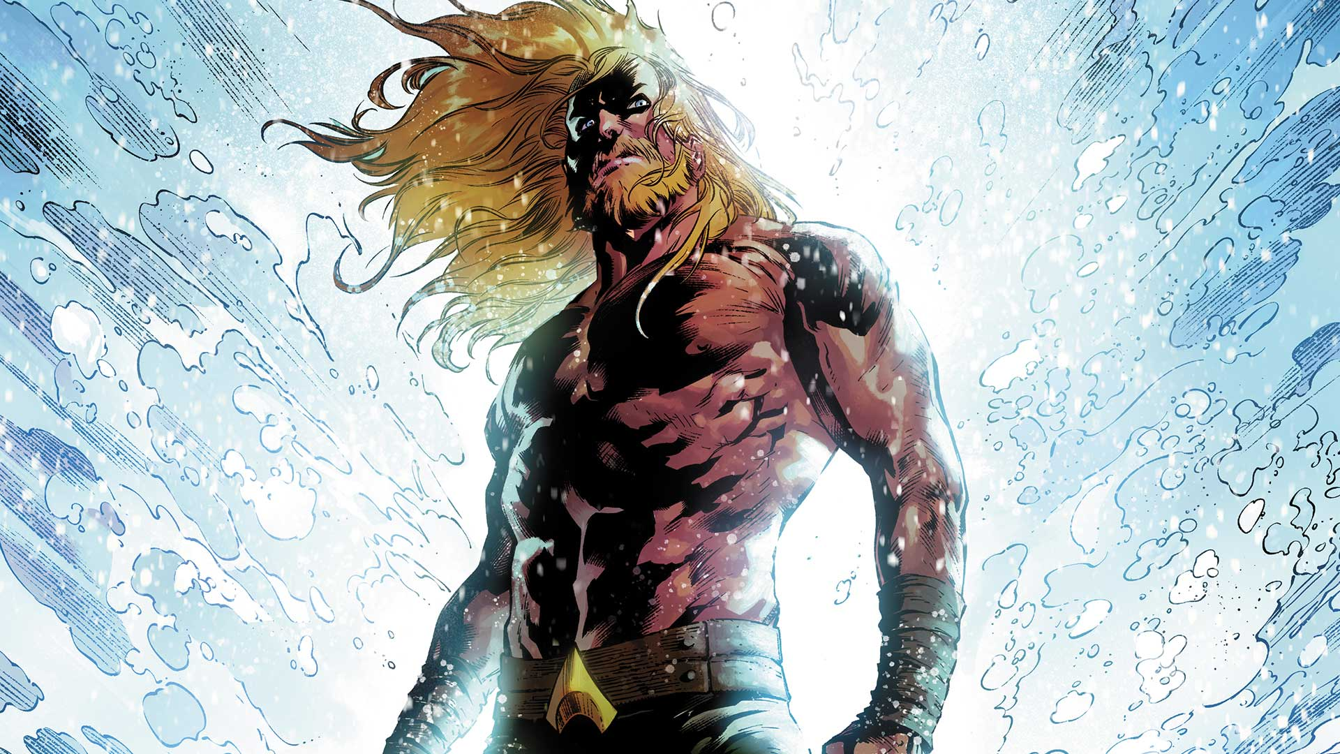 'Aquaman Vol. 1: Unspoken Water' review