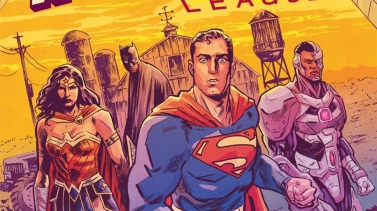 'Black Hammer/Justice League: Hammer of Justice!' #1 Review: Once upon a time...