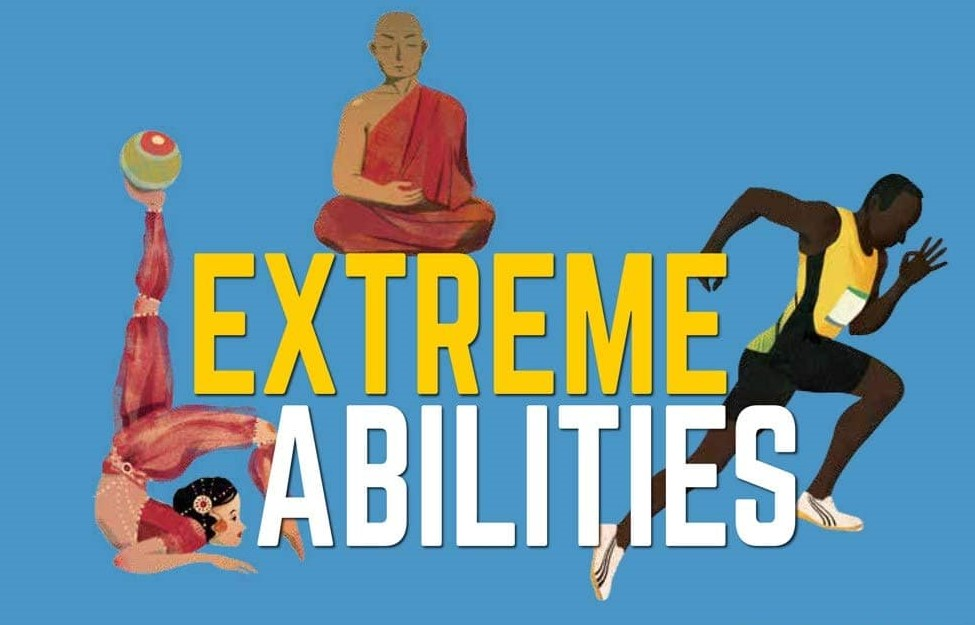 'Extreme Abilities' sadly brings pseudoscience to children's lit