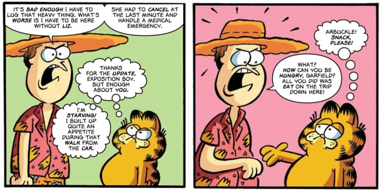 Garfield: Snack Pack Vol. 2 Review