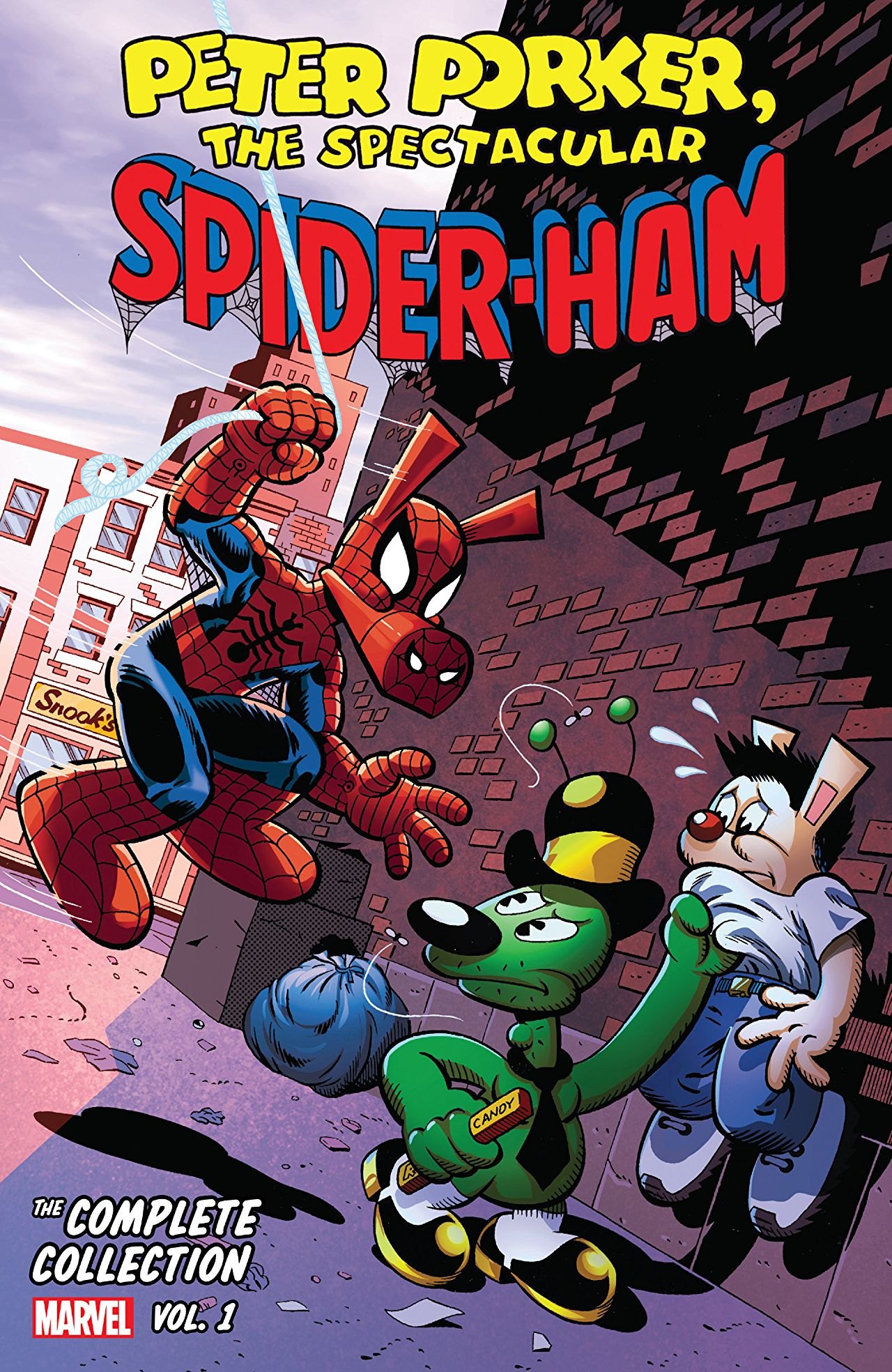'Peter Porker: The Spectacular Spider-Ham - The Complete Collection, Vol. 1' TPB Review