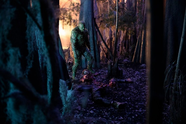 """Swamp Thing Episode 3: """"He Speaks"""" Review"""