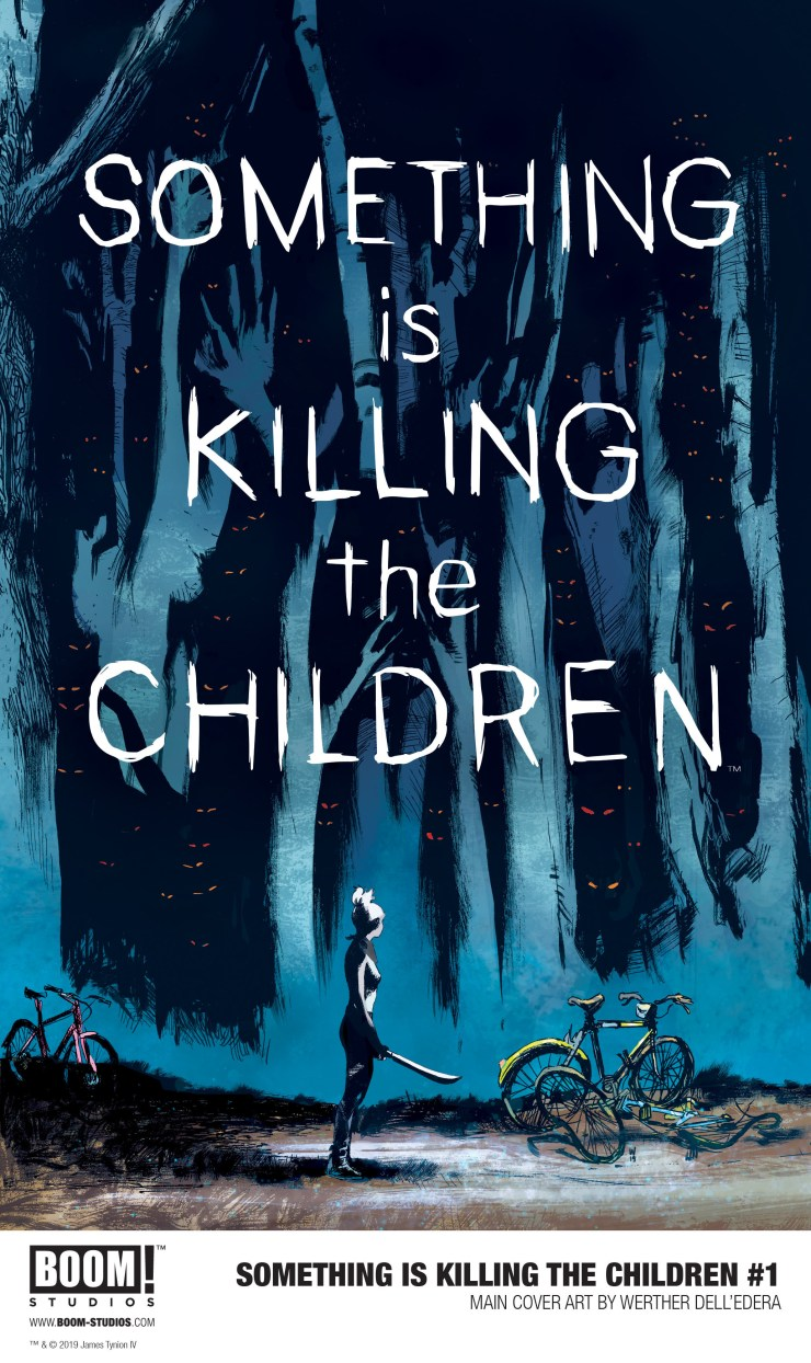 First Look: Something is Killing the Children from James Tynion IV & Werther Dell'Edera
