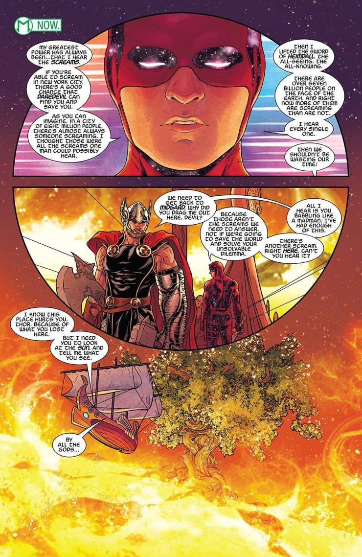War of the Realms #5: A Necessary Sacrifice