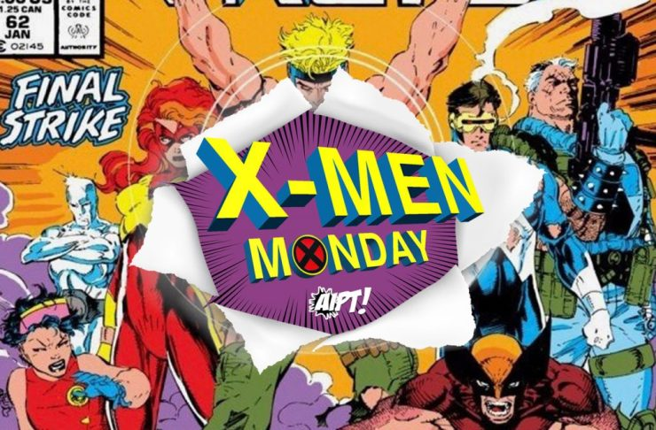 X-Men Monday #14 - X-Events