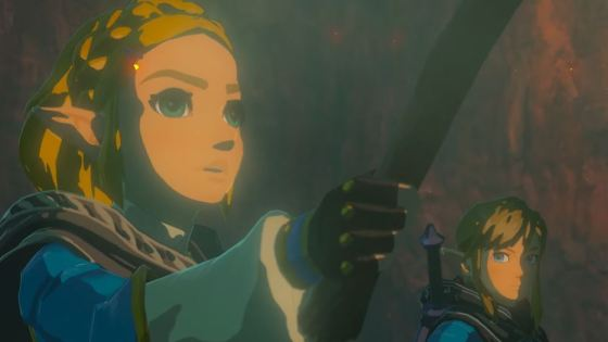 At Nintendo's E3 Presentation, they ended the direct on a teaser trailer for the next installment in The Legend of Zelda franchise.