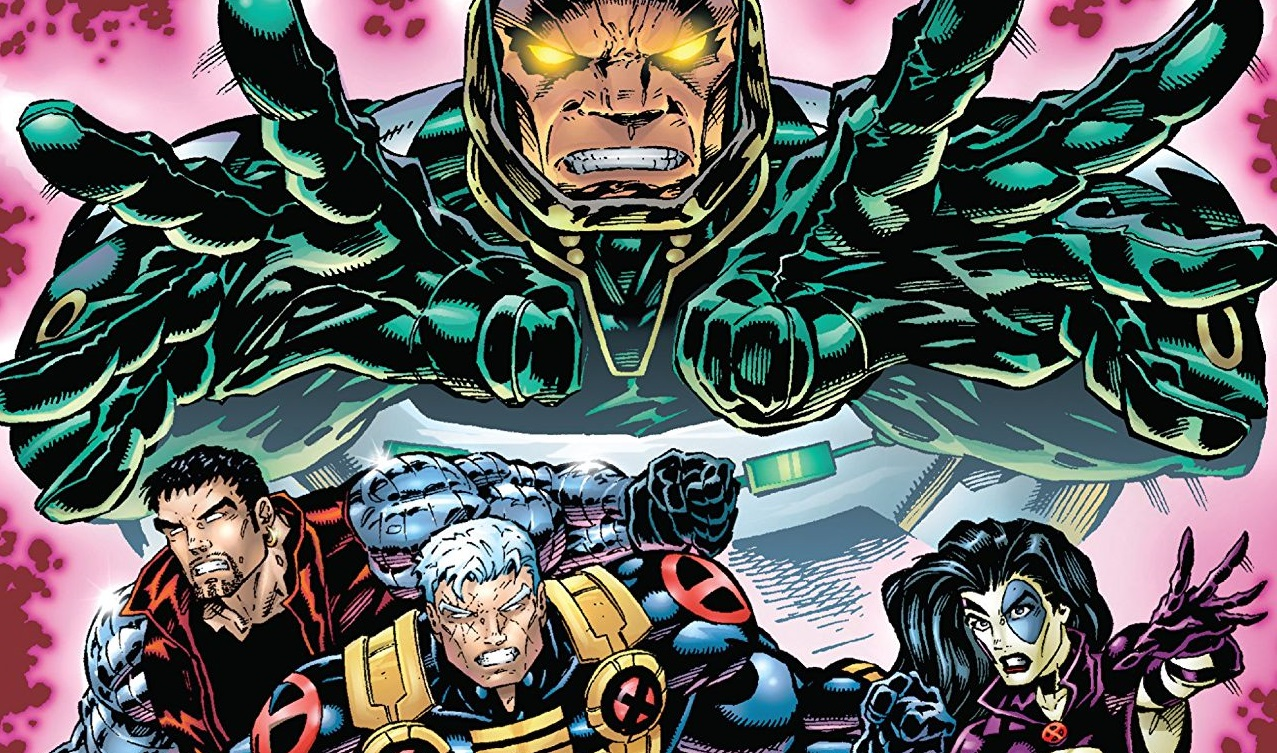 'Cable & X-Force: Onslaught!' TPB review