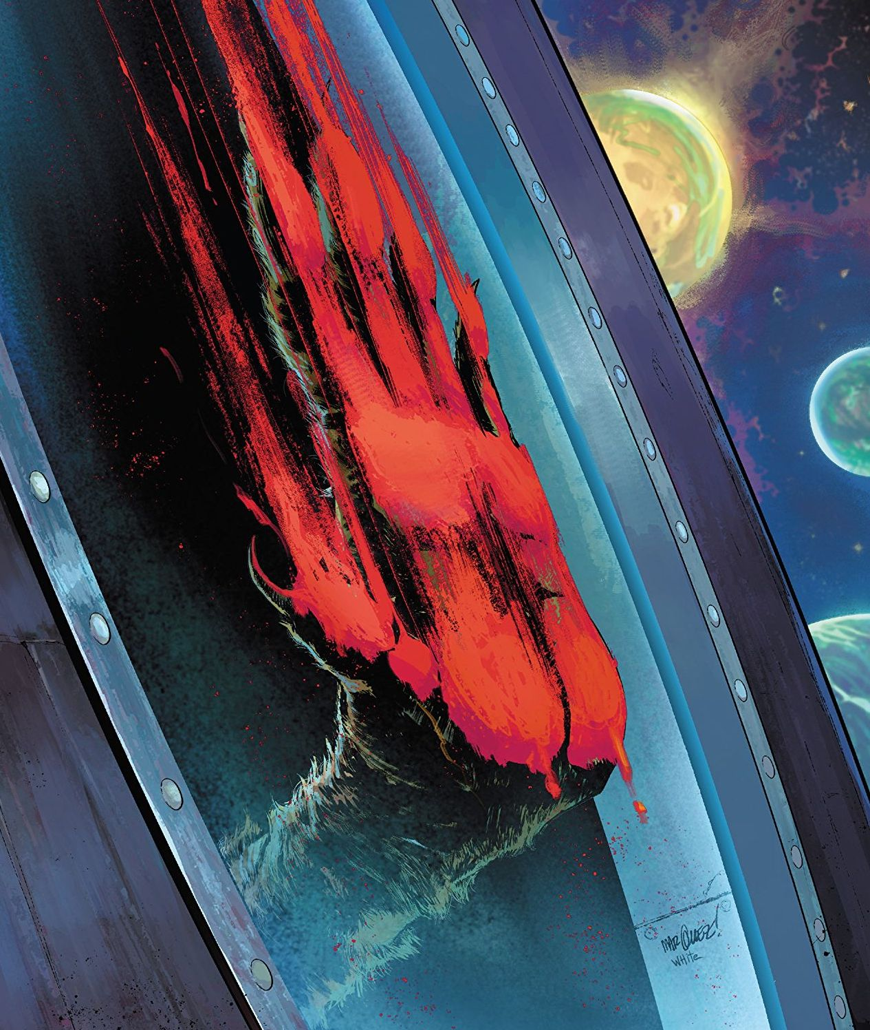 Guardians of the Galaxy #7 Review