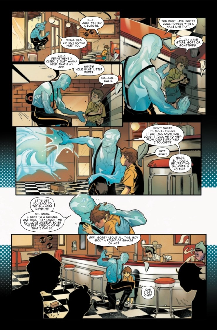 Marvel Preview: Age Of X-Man: Omega #1