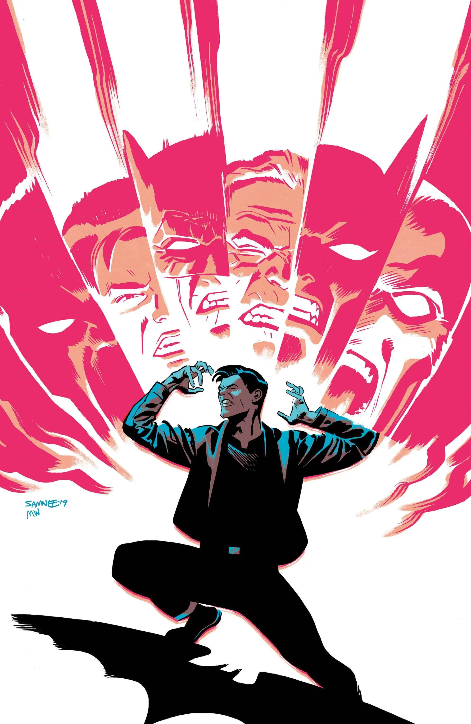 Batman Beyond #34 Review