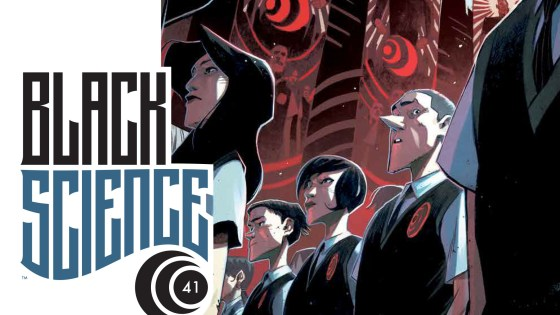 Black Science #41 Review